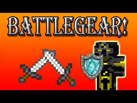 Minecraft 1.2.5 - Como instalar Battlegear MOD - ESPAÑOL TUTORIAL