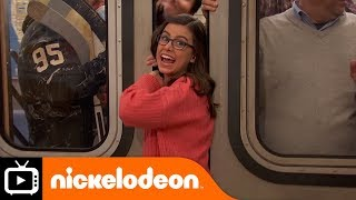 Game Shakers | Subway Love | Nickelodeon UK