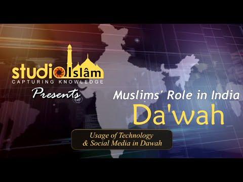 Usage of Technology & Social Media in Dawah