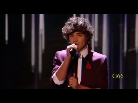 One Direction - Gotta Be You (Live on X Factor UK) Nov 2011