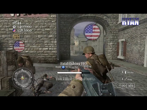 Let's Play - Call of Duty 2
