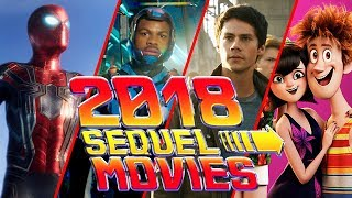 Best Upcoming 2018 Sequel Movies You Can