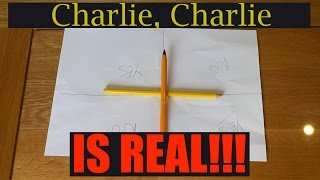 Charlie, Charlie is real!!!