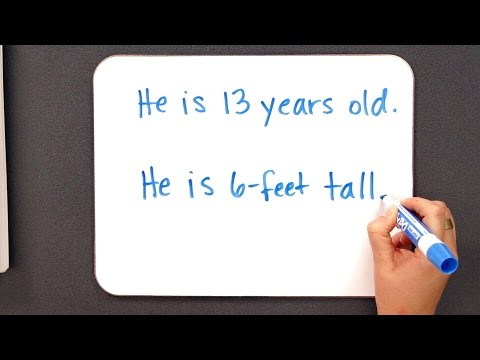 How to Write Numbers | Grammar Lessons
