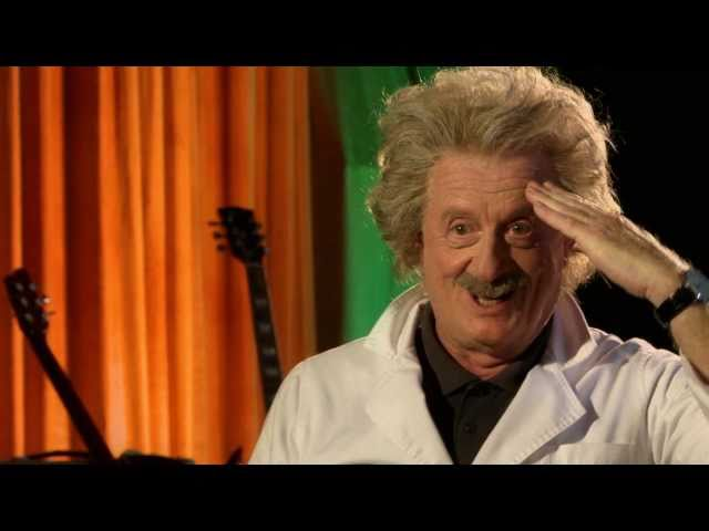 The Nobel Funk Off Auditions: MC Einstein