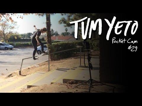 Tum Yeto Pocket Cam #29 featuring Matt Bennett - Dekline True Blue outtakes