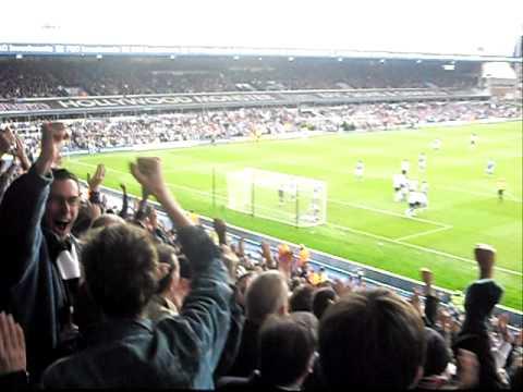 Brede Hangeland's 2nd Goal vs Birmingham away, 15/05/11