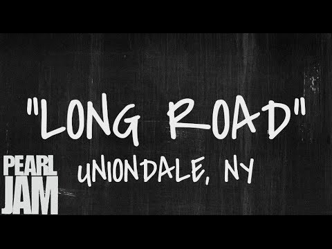 Long Road - Live in Uniondale, NY - (4/30/2003) - Pearl Jam Bootleg
