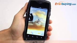 4.0 inch WVGA Screen Z6 Android 4.2 3G Smartphone From Everbuying