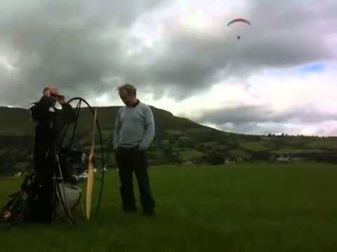 Those Magnificent Men In Their Flying Machines - Waterfoot