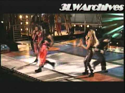 3LW-Uh Oh (Live Performance)