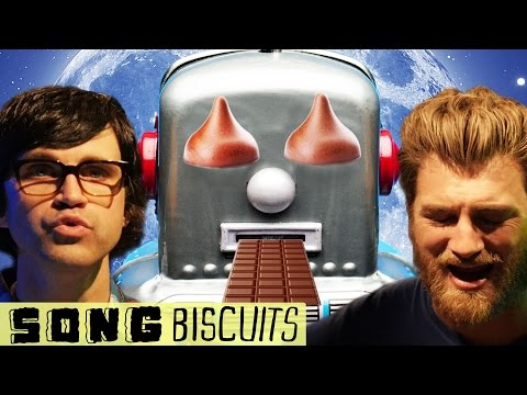 Rhett And Link - The Chocolate Robots Song