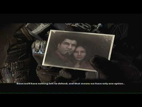 Gears of War 2 - Act 1 - The Speech