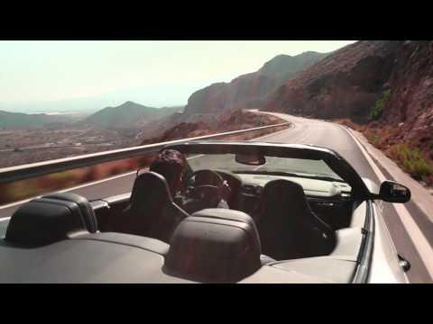 Maserati GranCabrio MC, промо