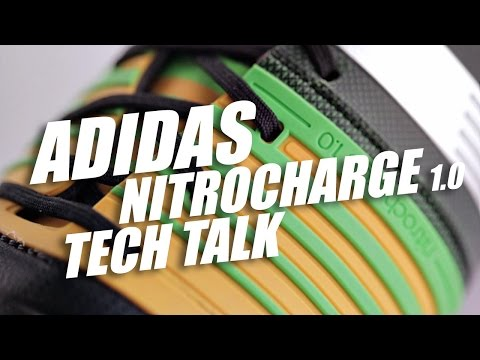 Adidas Nitrocharge 1.0 Tech Talk