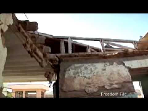 101st Airborne Meets with Afghans over Damaged School