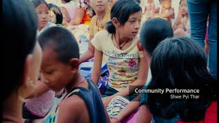 FXB Myanmar Human Drama - Community-led Development Through Theatre