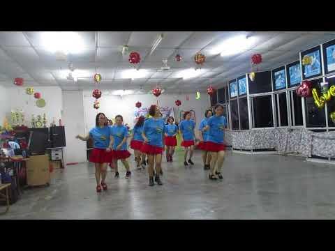 SUNSHINE LOVER 陽光情人 - Line Dance ( by Nina Chen)