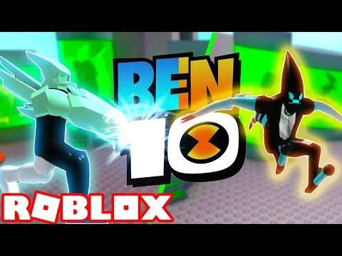 Update New Alien Abilities In New Ben 10 Game Roblox