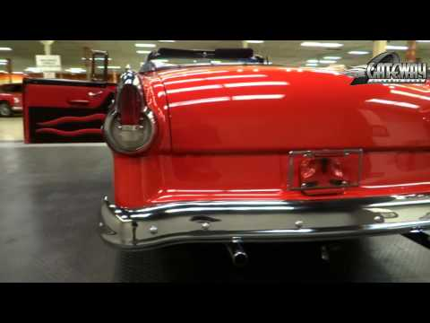 1955 Ford Fairlane Sunliner Convertible for sale at Gateway Classic Ca