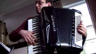 For Astor ~ (in memory of Tango's Astor Piazzolla) ~  Nick Ariondo, composer/accordionist