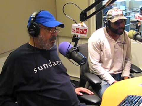 Actors Roger Robinson and Chad Coleman on Joe Turner's Come and Gone