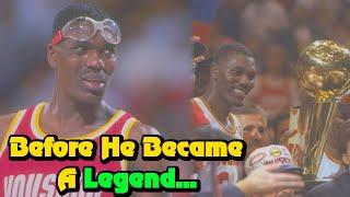 The Curious Case Of Hakeem Olajuwon's NBA Career