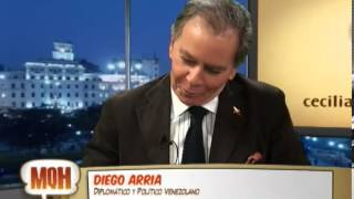 Diego Arria: Una Pandilla Gobierna Latinoamrica (parte 2)