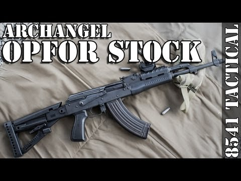 Archangel AK Stock Review