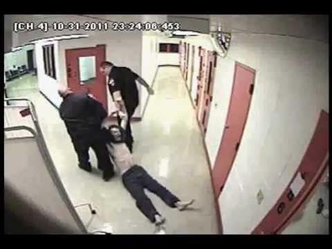 Cops Kill Man: Break His Neck Then Drag Him Around Jail - Chicago Area Brutality video