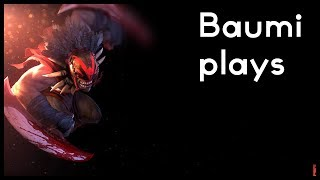 Dota 2 | GUESS WE HAVE TO CARRY THIS!! | Baumi plays Bloodseeker