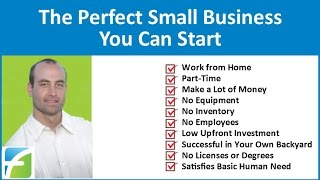 Perfect Small Business You Can Start