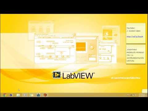 Instalación y Descarga de LabVIEW 2013