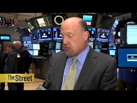 Jim Cramer Says Investors Need Cash Ready to Play the Greek Default Chaos