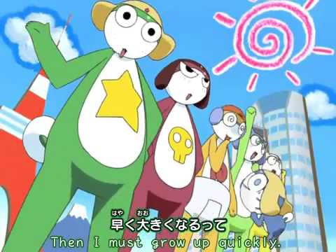You-you-you! Sgt.frog's 5th Opening video