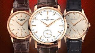 "The Perfect ""One Watch"" - Calatrava, Patrimony, Ultra Thin or ... ?"