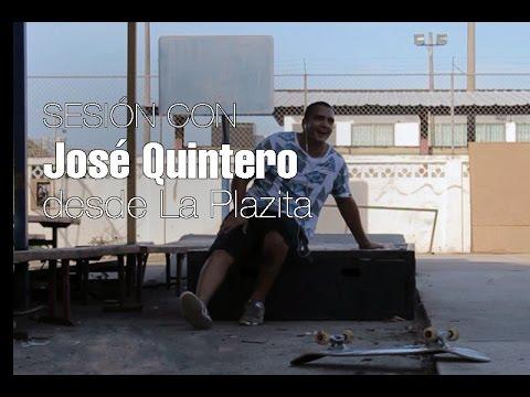 Sesión con José Quintero desde La Plazita