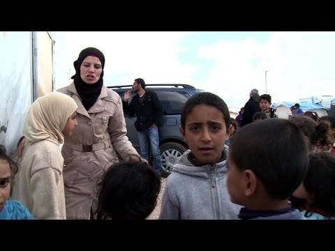 Syria refugees dismayed at prospect of Assad re-election
