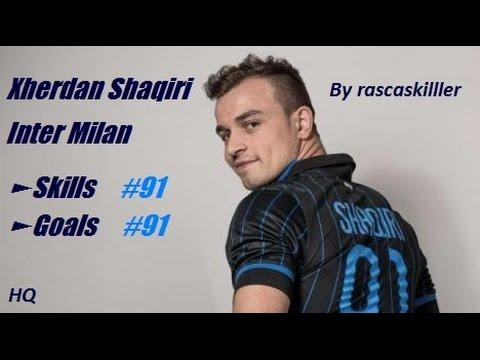Xherdan Shaqiri | Inter Milan ► Skills & Goals | #91