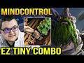 Mindcontrol Tiny Deathly Tree Toss Combo Dota 2 7.12