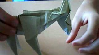 Origami Donkey (roman Diaz)-not A Tutorial