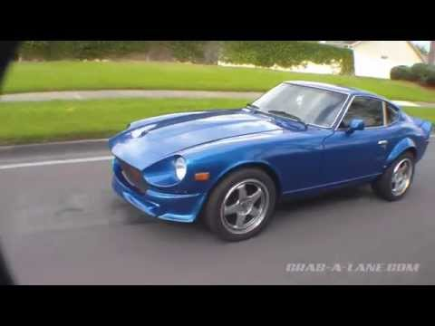 Wolf's Turbo LS2 powered 280z is back!