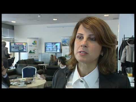 Zeynap Silahtaroglu Baykal, Board Member, Lykia Group, Turkey @ WTM 2009