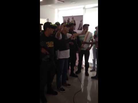 Lamberto Hernández le dio gracias a Dios y al Gaula por su liberación #ViviendoLaNoticia