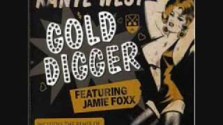 Kayne West Ft Jamie Fox Gold Digger