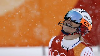 Vonn Scatters Grandpa's Ashes in South Korea