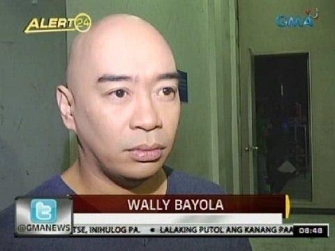 24 Oras: Wally Bayola, sugatan nang tumilapon sa motorsiklo