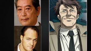Anime Voice Comparison- Tomomi Masaoka (Psycho-Pass)