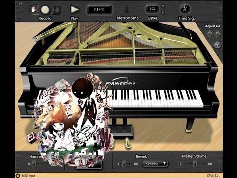 [deemo][cytus]Future world piano (midi)