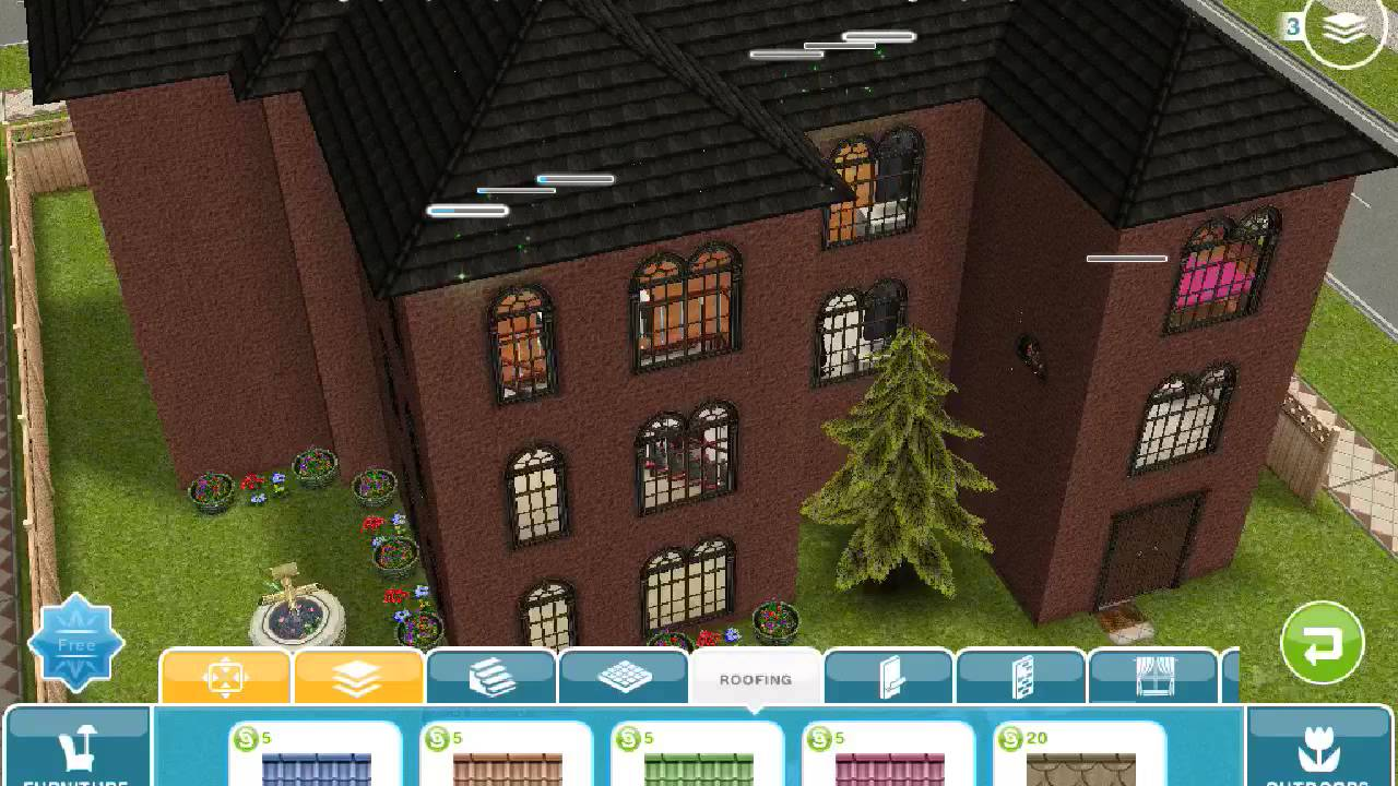 Sims Freeplay My Family Home YouTube